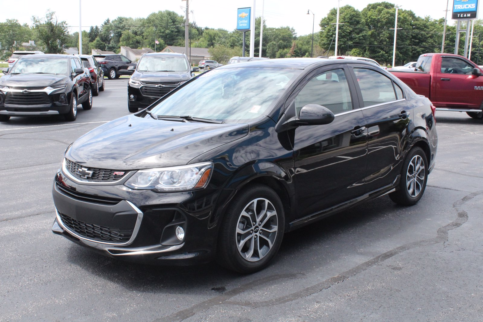 Certified Pre-Owned 2020 Chevrolet Sonic LT