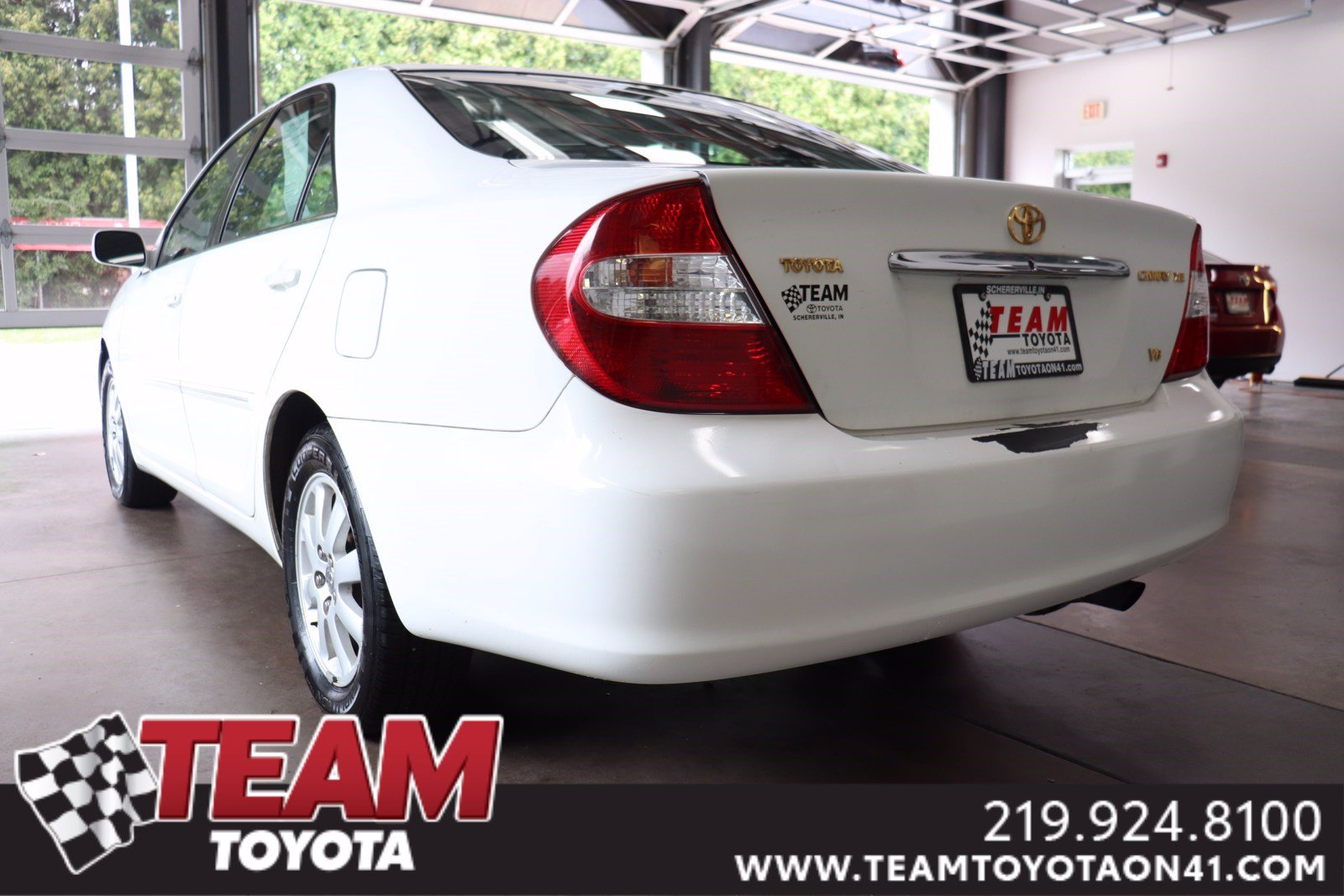 Pre-Owned 2002 Toyota Camry XLE