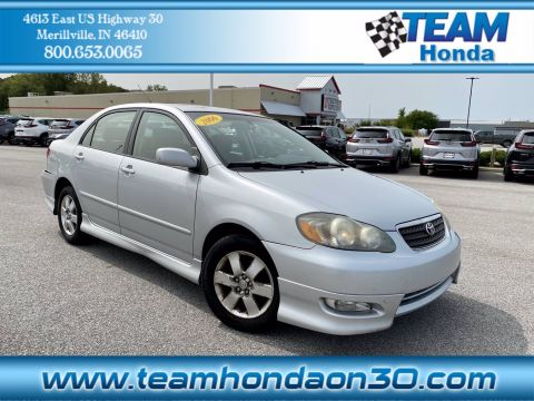 Pre-Owned 2006 Toyota Corolla S
