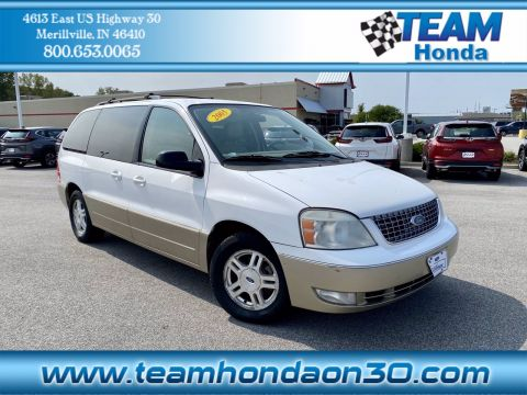 Pre-Owned 2005 Ford Freestar Wagon Limited