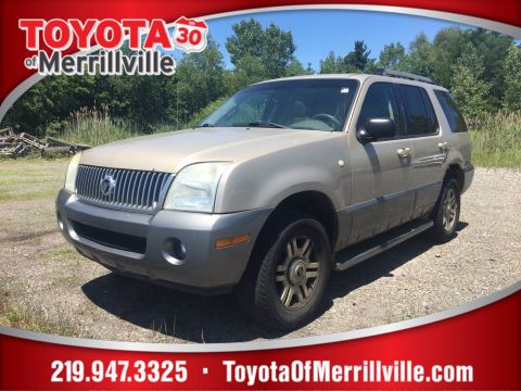 Pre-Owned 2005 Mercury Mountaineer Base